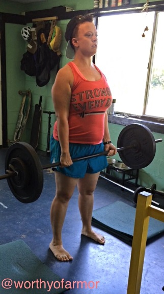 Tanis Deadlifts